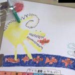 小学生でも手形アートはできる?やりかたとは?|petapeta-art®インストラクターけんもちえみこ